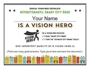 The Ultimate City Biking Quiz