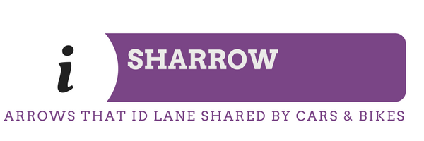 sharrows by definition